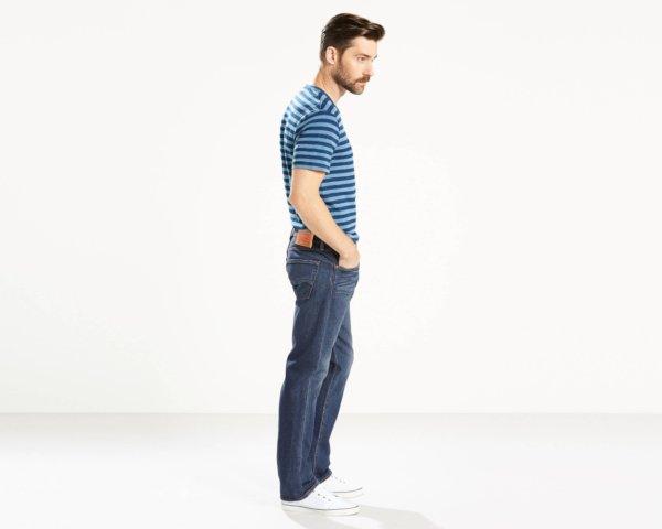 LEVIS 501 Original Fit Stretch Jeans - Ellison2