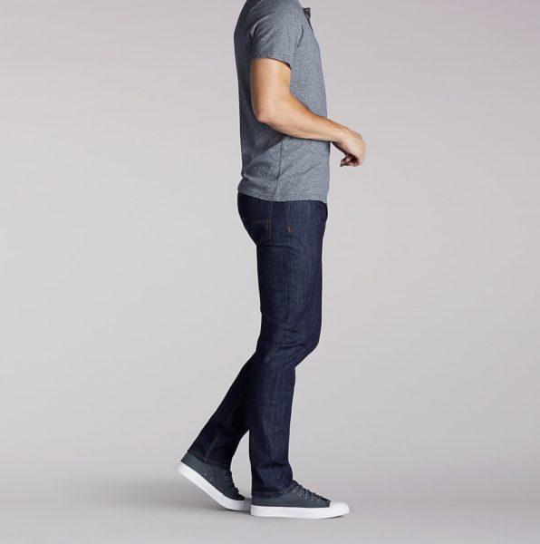 Lee Men's Modern Series Slim Tapered Leg Jeans - Lone Wolf7