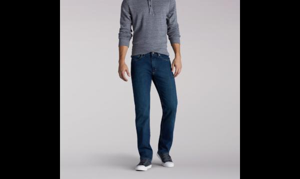 Lee Men's Premium Classic Straight Leg Jean - Vertigo