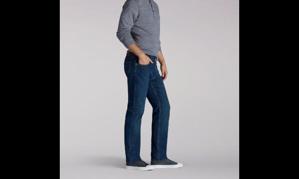 Lee Men's Premium Classic Straight Leg Jean - Vertigo3