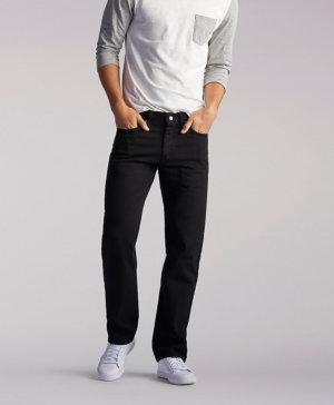 Джинсы Lee Regular Fit - Double Black