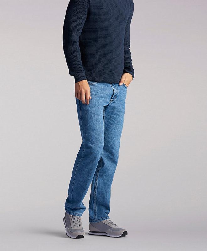 Джинсы Lee Regular Fit - Vintage