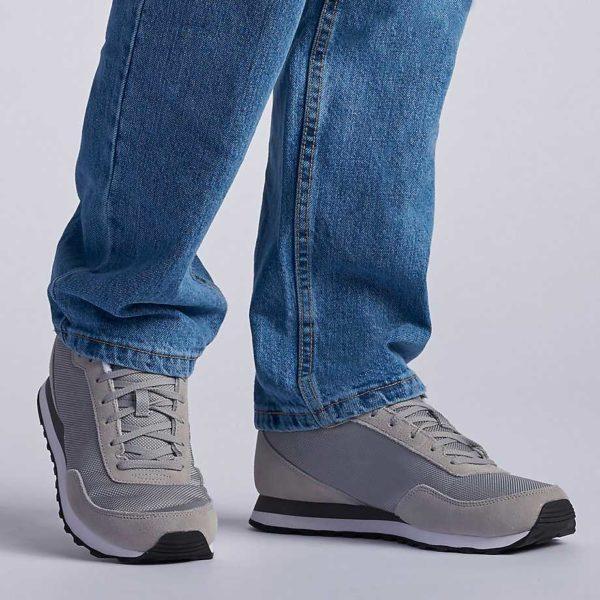 Lee Men's Regular Fit Straight Leg Jean - Vintage Stonewash3