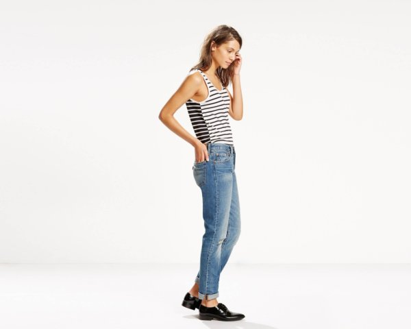 Levis 501 Jeans for Women - Laurel Haze2