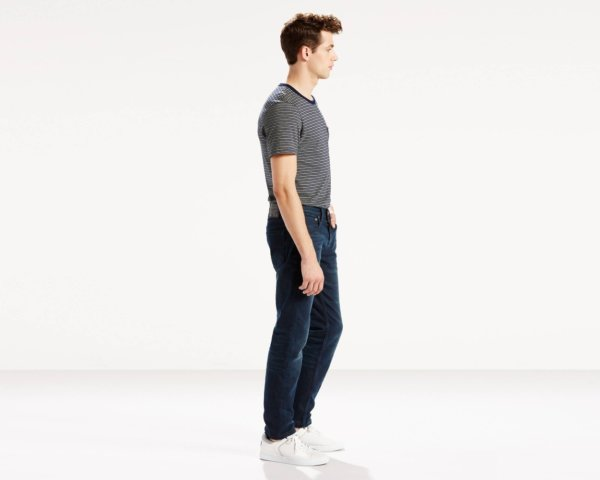 Levis 511 Slim Fit Jeans - Field Of Blue2