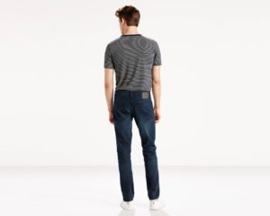 Levis 511 Slim Fit Jeans - Field Of Blue3