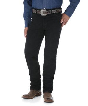 Джинсы Wrangler 13MSE Silver Edition - черные