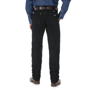 Wrangler Cowboy Cut Silver Edition Original Fit Jean - Black3