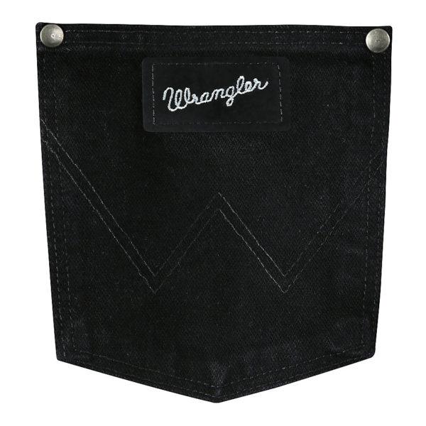Wrangler Cowboy Cut Silver Edition Original Fit Jean - Black4