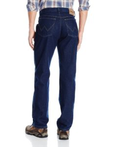 Wrangler Rugged Wear Classic Fit Jean - Prewashed5