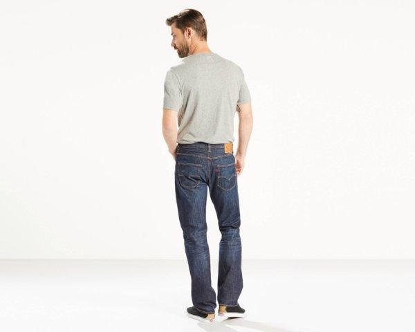 LEVIS 501 Original Fit Jeans - Felton2