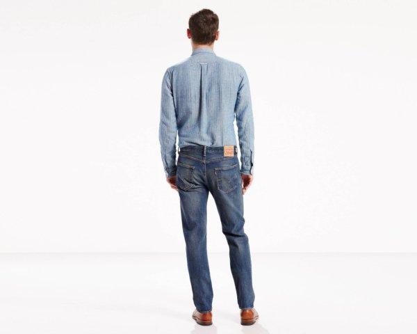 LEVIS 501 Original Fit Stretch Jeans - Sey3