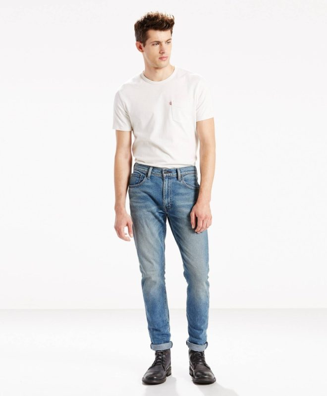 Узкие джинсы Levis 505c - Tommy