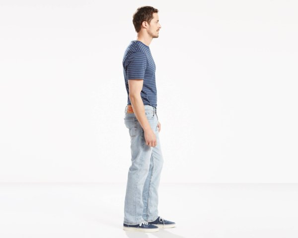 Levis 514 Straight Fit Stretch Jeans -Blue Stone2