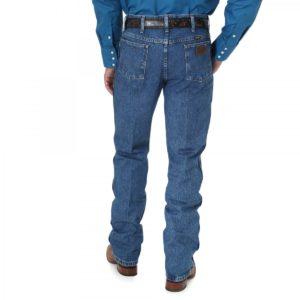 Wrangler Premium Performance Cowboy Cut Slim Fit Jean - Dark Stone3