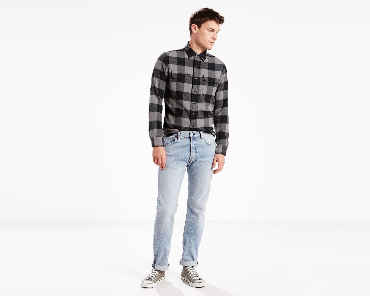 Купить прямые джинсы
