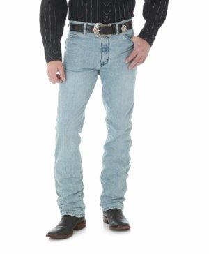 Джинсы Wrangler 933SE Silver Edition Slim Fit - Bleach Wash