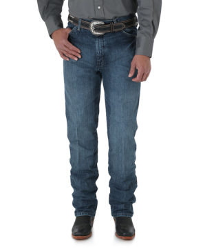 Джинсы Wrangler 933SE Silver Edition Slim Fit - Natural Vintage