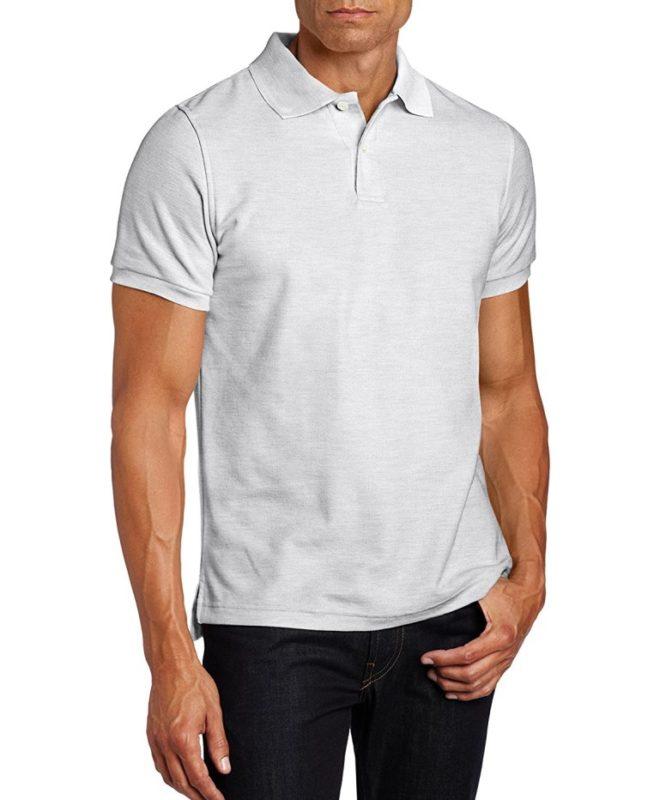 Мужская футболка-поло Lee - Серая