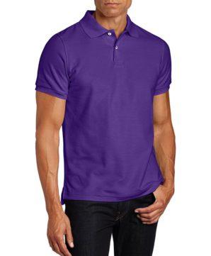 Мужская футболка-поло Lee - Purple