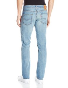 Levis 511 Slim Fit Jeans - Lake Merrit2