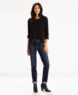 Моделирующие джинсы Levis 314 - Vast Sky