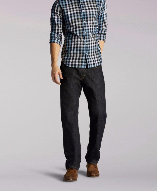 Прямые джинсы Lee Regular Fit - Stinger