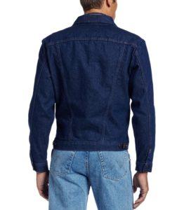 Wrangler Cowboy Cut Unlined Denim Jacket2