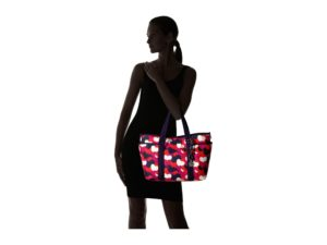 Tommy Hilfiger Dariana Heart Tote - Bright Rose-Multi6