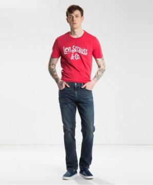 Узкие джинсы Levis 511 - Rose City