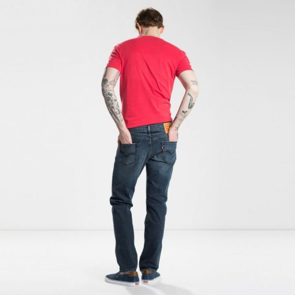 Levis 511 SLIM FIT JEANS - Rose City3