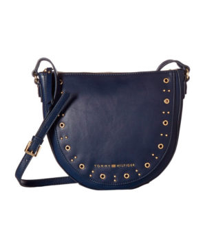 Женская сумочка Tommy Hilfiger Aileen 29х23 см - Tommy Navy