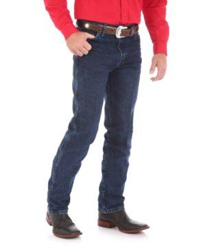 Джинсы Wrangler Cowboy Cut - Dark Stone Denim
