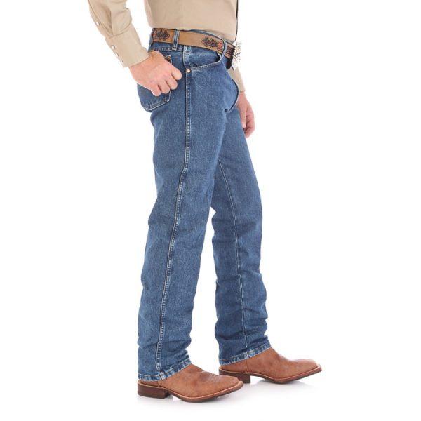 Wrangler Cowboy Cut Original Fit Jean Stonewashed2