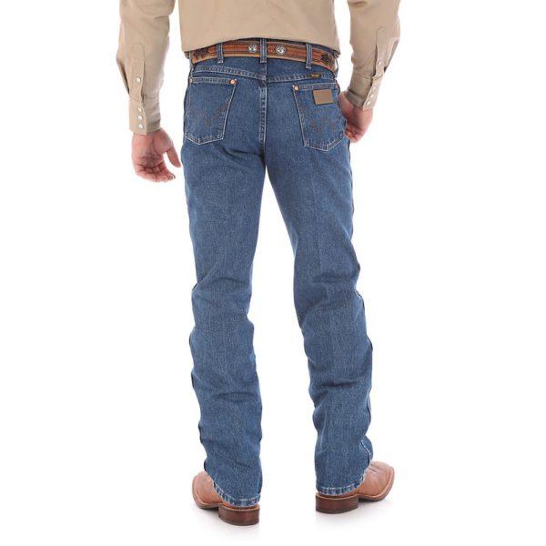Wrangler Cowboy Cut Original Fit Jean Stonewashed3