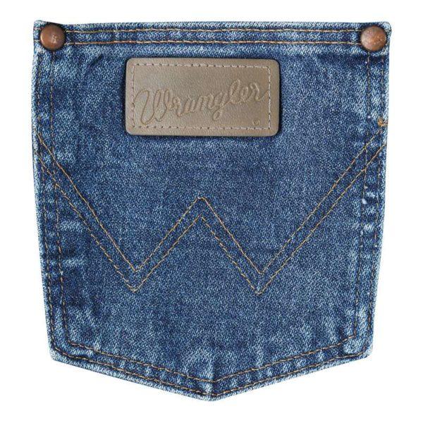 Wrangler Cowboy Cut Original Fit Jean Stonewashed4