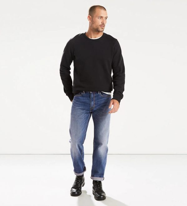 Мужские джинсы Levis 505 Regular Fit - Ingenious