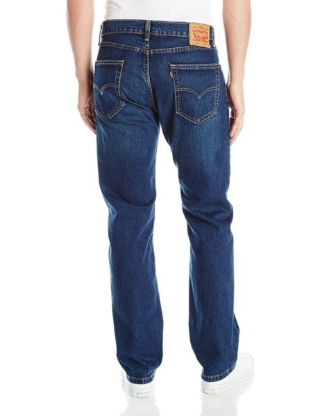 Levi's Men's 505 Regular Fit Jean - Hawker2