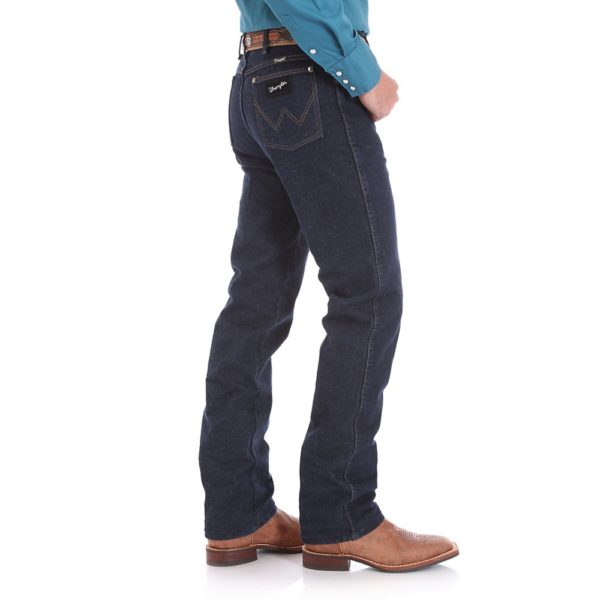 Wrangler Cowboy Cut Slim Fit 933 - Dark Denim2