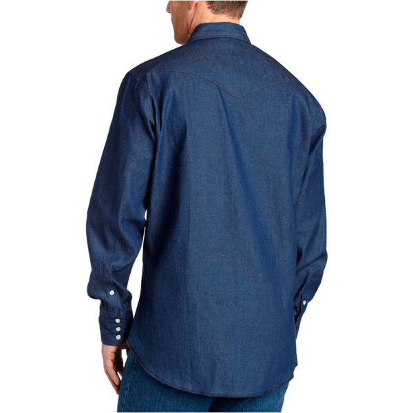 Wrangler-Men's-Cowboy-Cut-Work--Shirt2