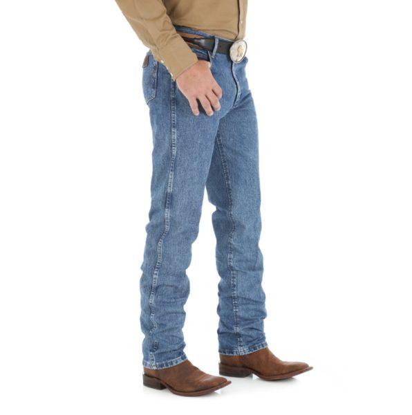 Wrangler Premium Performance Regular Fit Jean - Dark Stone2