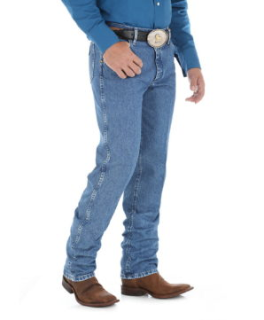 Джинсы Wrangler 47MWZ Regular Fit - Stonewashed