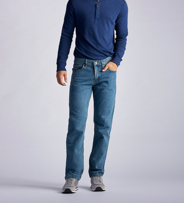 Мужские джинсы Lee Regular Fit - Wylie