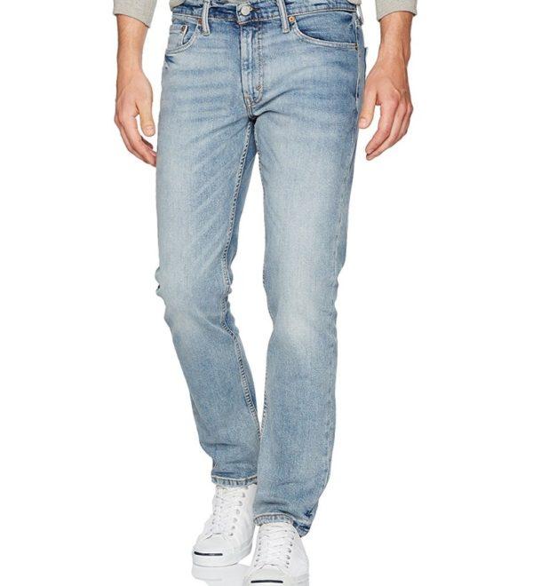 Узкие мужские джинсы Levi's 511 - Byrd