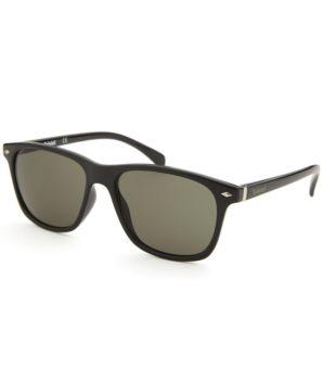 Солнцезащитные очки Timberland Wayfarer - черные