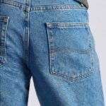 Lee Men's Regular Fit Straight Leg Jean - Light Stone4