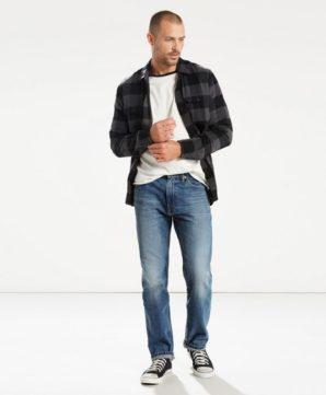 Джинсы Levis 505 Regular Fit - Cellar