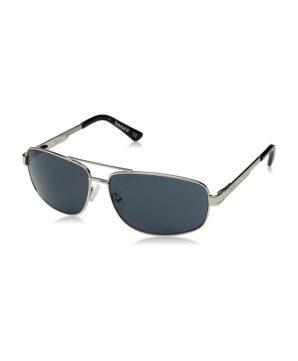 Мужские очки от солнца Timberland - Хром/серые