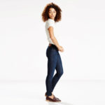 Levis Women 711 Skinny Jeans Land and Sea2