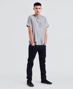 Узкие джинсы Levi's 511 - Dark Hollow